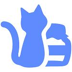 ねこヨーグルト ロゴ